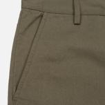 Мужские брюки Universal Works Aston Twill Olive фото- 1