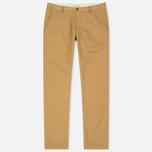Мужские брюки Universal Works Aston Twill Sand фото- 0