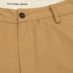 Мужские брюки Universal Works Aston Twill Sand фото- 2