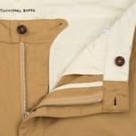 Мужские брюки Universal Works Aston Twill Sand фото- 3
