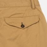 Мужские брюки Universal Works Aston Twill Sand фото- 4