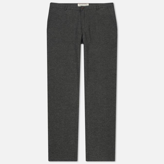 Мужские брюки Universal Works Aston Wool Marl Grey
