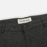 Мужские брюки Universal Works Aston Wool Marl Grey фото- 1