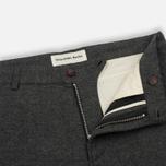 Мужские брюки Universal Works Aston Wool Marl Grey фото- 2