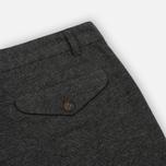 Мужские брюки Universal Works Aston Wool Marl Grey фото- 4
