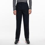 Мужские брюки Universal Works Aston Wool Marl Navy фото- 6