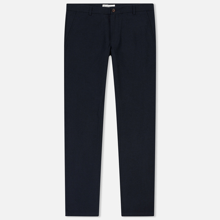 Мужские брюки Universal Works Aston Wool Marl Navy
