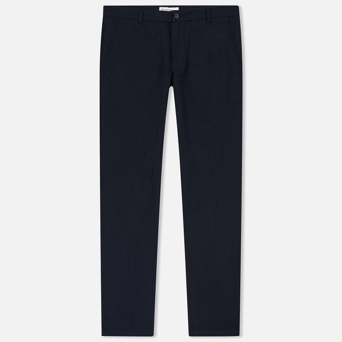 Мужские брюки Universal Works Aston Wool Marl Navy