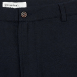 Мужские брюки Universal Works Aston Wool Marl Navy фото- 1