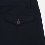 Мужские брюки Universal Works Aston Wool Marl Navy фото- 4