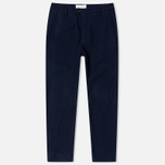 Universal Works Bakers Twill Men's Trousers Navy photo- 0