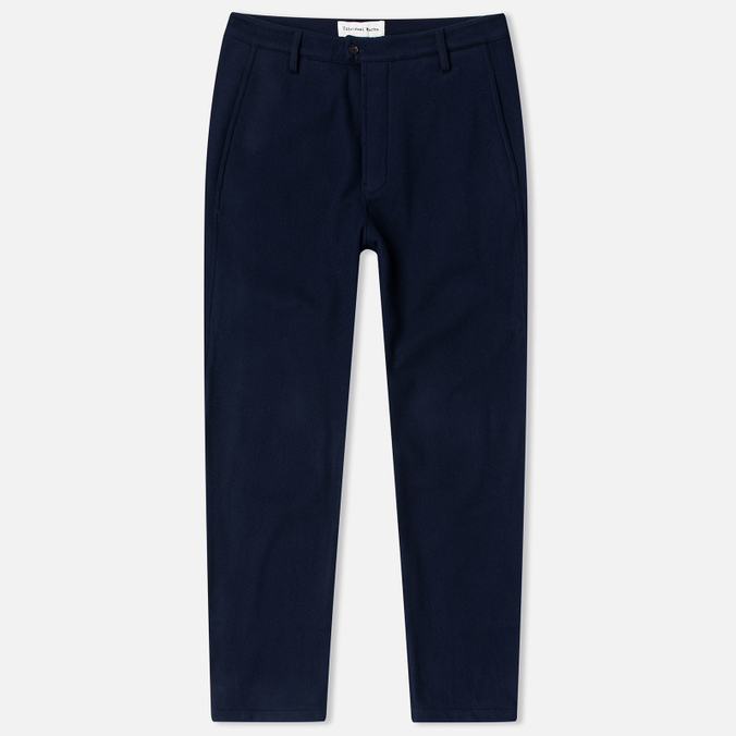 Universal Works Bakers Twill Men's Trousers Navy
