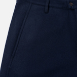 Universal Works Bakers Twill Men's Trousers Navy photo- 2
