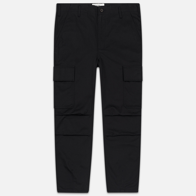 Мужские брюки Universal Works Combat Twill Black