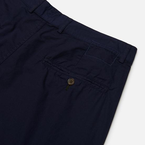 Мужские брюки Universal Works Double Pleat Poplin Navy