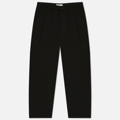 Мужские брюки Universal Works Double Pleat Twill Black