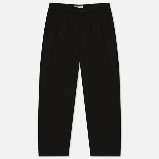 Мужские брюки Universal Works Double Pleat Twill Black