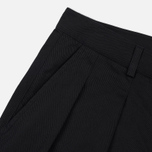 Мужские брюки Universal Works Double Pleat Twill Black фото- 3