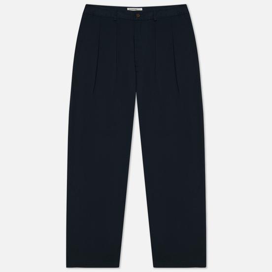 Мужские брюки Universal Works Double Pleat Twill Navy