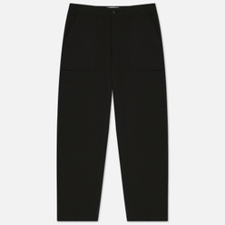 Мужские брюки Universal Works Fatigue Twill Black