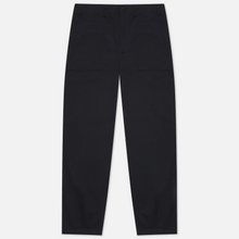 Мужские брюки Universal Works Fatigue Twill Black фото- 0