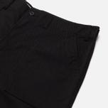 Мужские брюки Universal Works Fatigue Twill Black фото- 1