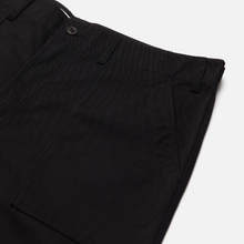 Мужские брюки Universal Works Fatigue Twill Black фото- 1
