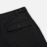 Мужские брюки Universal Works Fatigue Twill Black фото- 5