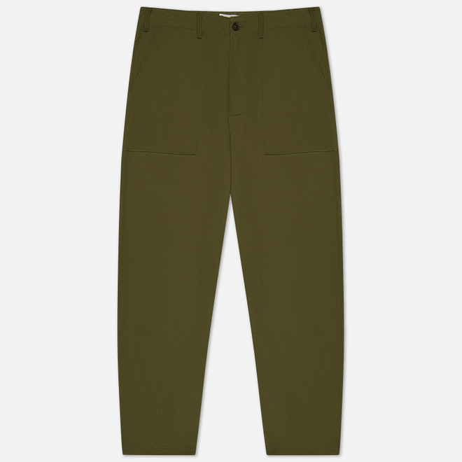Мужские брюки Universal Works Fatigue Twill Light Olive