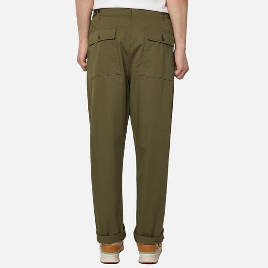 Мужские брюки Universal Works Fatigue Twill Light Olive
