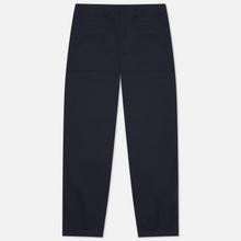 Мужские брюки Universal Works Fatigue Twill Navy фото- 0