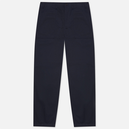 Мужские брюки Universal Works Fatigue Twill Navy