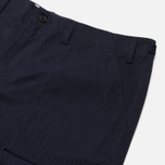 Мужские брюки Universal Works Fatigue Twill Navy фото- 2