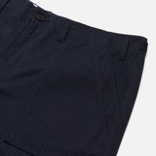 Мужские брюки Universal Works Fatigue Twill Navy фото- 2