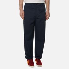 Мужские брюки Universal Works Fatigue Twill Navy фото- 3