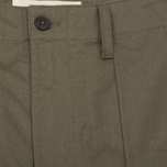 Мужские брюки Universal Works Fatigue Twill Olive фото- 2