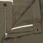 Мужские брюки Universal Works Fatigue Twill Olive фото- 3