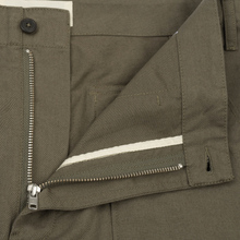 Мужские брюки Universal Works Fatigue Twill Olive фото- 3