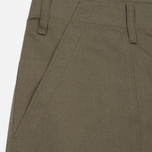 Мужские брюки Universal Works Fatigue Twill Olive фото- 1