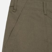 Мужские брюки Universal Works Fatigue Twill Olive фото- 1
