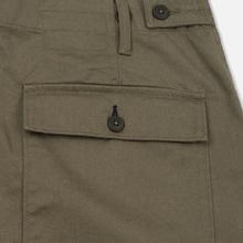 Мужские брюки Universal Works Fatigue Twill Olive фото- 4
