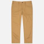 Мужские брюки Universal Works Fatigue Twill Sand фото- 0