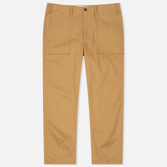 Мужские брюки Universal Works Fatigue Twill Sand