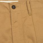 Мужские брюки Universal Works Fatigue Twill Sand фото- 2