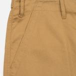 Мужские брюки Universal Works Fatigue Twill Sand фото- 1