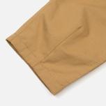 Мужские брюки Universal Works Fatigue Twill Sand фото- 5