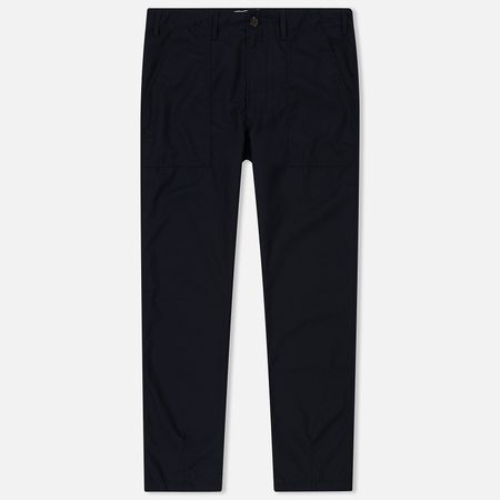 Мужские брюки Universal Works Fatigue Worker Marl Navy