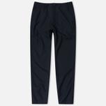 Мужские брюки Universal Works Loose Gaberdine Navy фото- 0