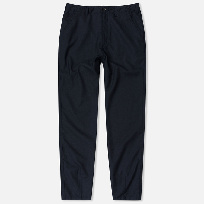 Мужские брюки Universal Works Loose Gaberdine Navy