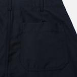Мужские брюки Universal Works Loose Gaberdine Navy фото- 3